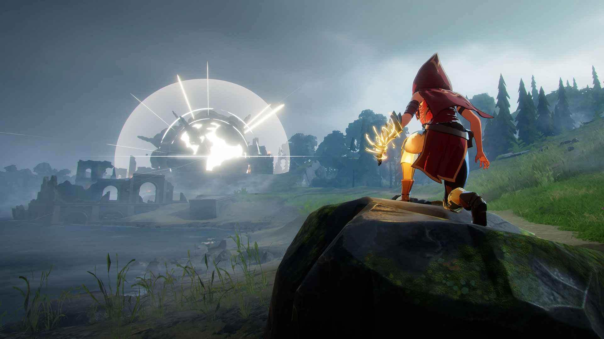 Spellbreak game image