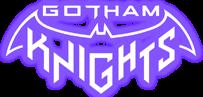Gotham Knights game logo