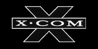 X-COM game logo