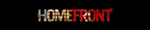 Homefront game logo
