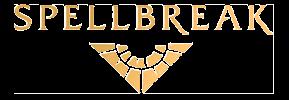 Spellbreak game logo